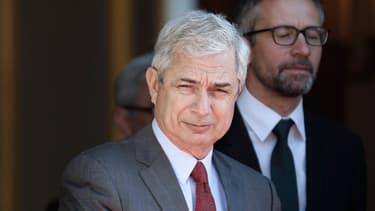 Claude Bartolone est actuellement président de l'Assemblée Nationale.