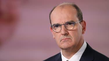 Jean Castex, lors de sa première interview en tant que Premier ministre vendredi 3 juillet 2020