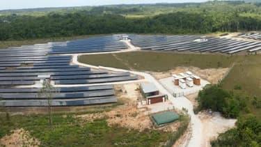 EDF Energies Nouvelles met en service Toucan, une centrale solaire innovante avec stockage
