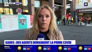 Lyon: en grève ce mercredi, les agents de sécurité des gares réclament une prime Covid-19