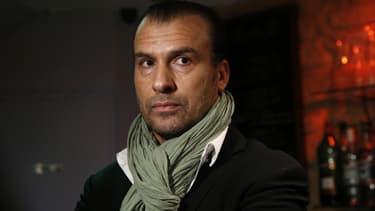Le gérant du Casa Nostra, Yann Abdelhamid Mohamadi, à Paris le 5 février 2016. - PATRICK KOVARIK / AFP -