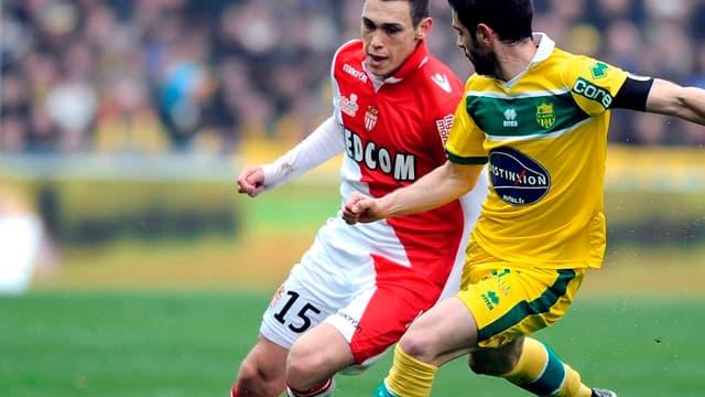 Lucas Ocampos et Olivier Veigneau