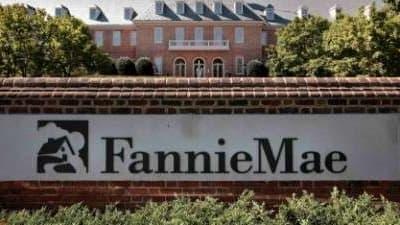 Fannie Mae poursuit des banques