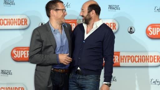 """La comédie """"Supercondriaque"""" a dépassé les 5 millions d'entrées."""