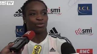 """Emane : """"Je reste focus sur mon objectif olympique"""""""