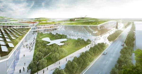 Google aurait choisi l'architecte qui travaille sur le projet pharaonique Europacity en Ile-de-France