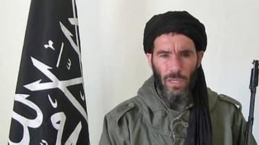 """Mokhtar Belmokhtar, chef du groupe jihadiste """"Les signataires par le sang"""""""