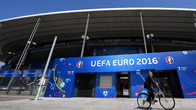 Le Stade de France, le 9 juin 2016.