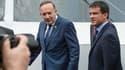 Manuel Valls dénonce l'attitude de Pierre Gattaz.
