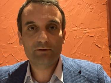 Florian Philippot a affirmé qu'il n'était pas vacciné contre le Covid-19 sur BFMTV.
