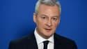 Le ministre de l'Économie français, Bruno Le Maire.