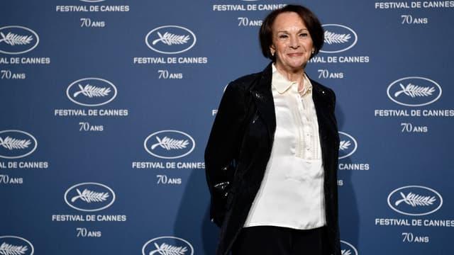 Françoise Arnoul à Cannes en 2016