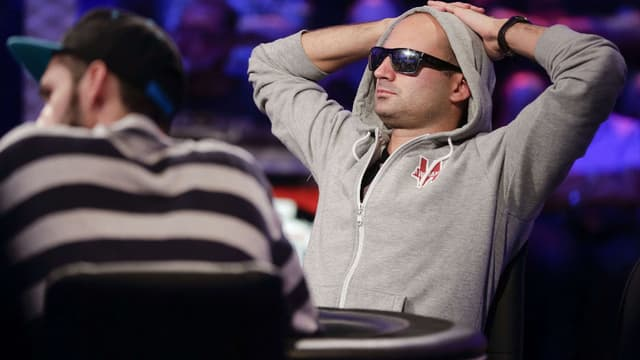 Sylvain Loosli (Winamax), 4ème du Main Event des WSOP 2103.