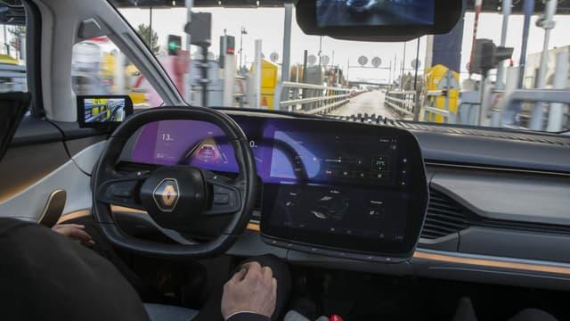 Le gouvernement veut autoriser plus de tests de voitures autonomes.