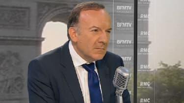 Pierre Gattaz était l'invité de Jean-Jacques Bourdin le mercredi 10 juilllet sur BFMTV.