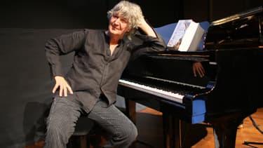 Jacques Higelin en août 2007
