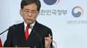 Kim Hyon-chong, le ministre du Commerce sud-coréen.