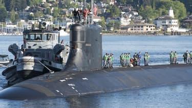 Des pirates informatiques chinois ont volé une masse de données secrètes à un sous-traitant de la marine américaine, y compris les plans d'un missile anti-navire lancé d'un sous-marin.