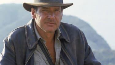 Harrison Ford dans Indiana Jones.