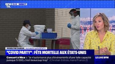 """""""Covid party"""": fête mortelle aux Etats-Unis - 13/07"""