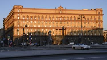 Le siège des services secrets russes (FSB) à Moscou, le 16 novembre 2018. (Photo d'illustration)