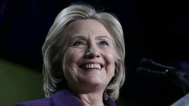 L'ancienne Secrétaire d'Etat Hillary Clinton le 3 mars 2015 à Washington