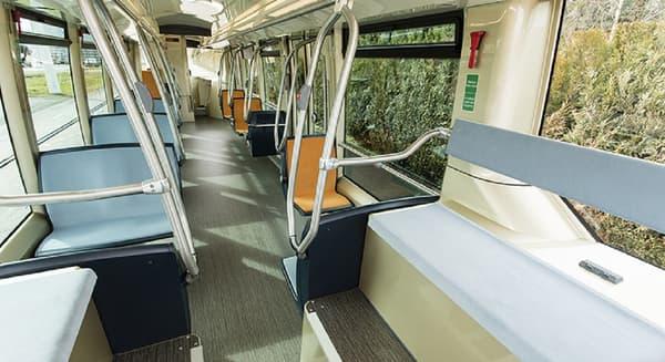 Un bus 100% électrique
