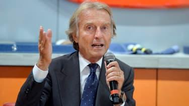 Luca Cordero di Montezemolo a récemment quitté Ferrari pour des divergences de vues avec le patron de Fiat-Chrysler.