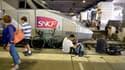 Un incident électrique provoque à nouveau des retards sur les lignes de la gare Montparnasse