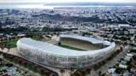 Le projet de l'Eden Park d'Auckland pour la Coupe du monde 2011