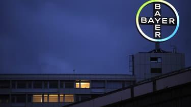 Bayer a des vues sur Monsanto.