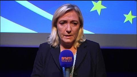 """""""Nous ferons appel"""", prévient Marine Le Pen"""