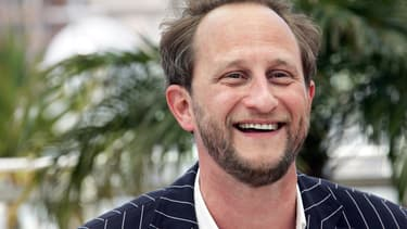 Benoît Poelvoorde à Cannes en mai 2006