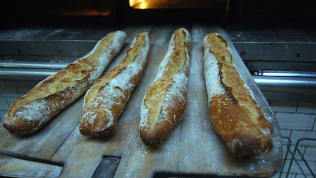 Le prix d'une baguette de pain pourrait augmenter de 5 à 10 centimes d'euro.