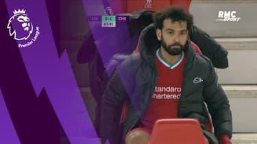 Liverpool-Chelsea : La sortie de Salah qui provoque sa déception