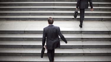 """57% des cadres font état d'une motivation au travail """"stable"""" et 30% d'une motivation en baisse."""