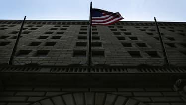 La Federal Reserve de New York, située au 33 Liberty Street