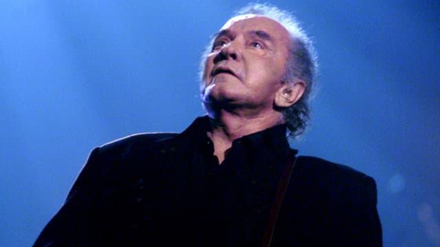 Johnny Cash en 1999 à New York