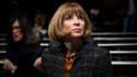En plus de son poste de rédactrice en chef du Vogue américain, Anna Wintour devient directrice artistique du groupe Condé Nast.