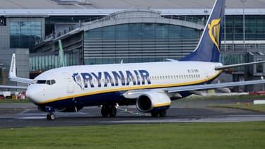 Un avion Ryanair photographié en septembre 2017.