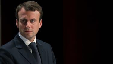 Emmanuel Macron fait l'objet d'un long portrait dans le prestigieux quotidien américain.