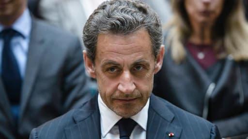 Nicolas Sarkozy a prononcé un discours vendredi dans lequel il a voulu prendre de la hauteur.