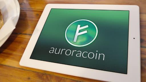Les auroracoins s'échangent actuellement pour un peu plus de 11 dollars sur internet.