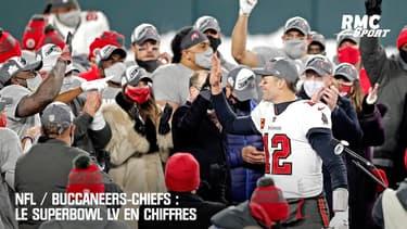 NFL : Buccaneers - Chiefs, le Superbowl LV en chiffres
