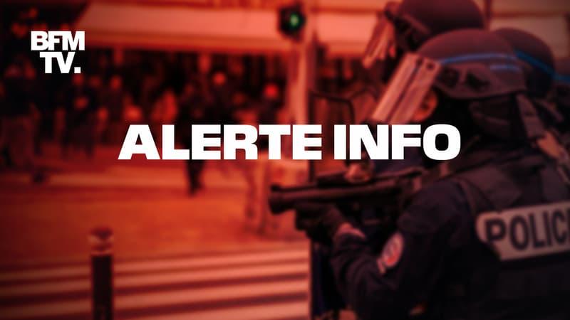 """Loi """"sécurité globale"""": trois policiers blessés et 16 interpellations à Nantes"""