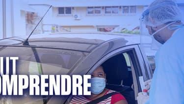 Un tests effectué en Guyane