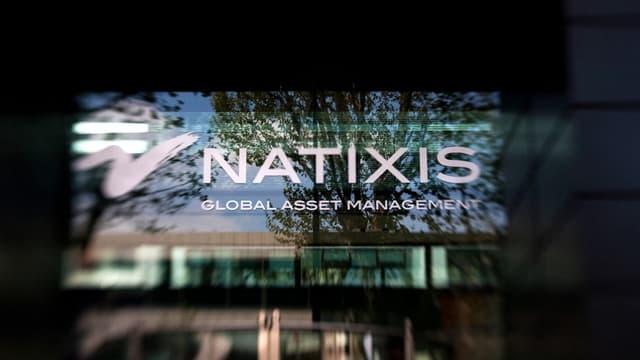 Natixis remonte péniblement lundi après une semaine douloureuse en Bourse