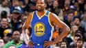 Kevin Durant n'est pas adepte des boulettes, mais là il faut reconnaître que c'en était une belle.