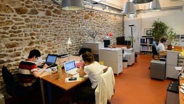 La Ruche, l'un des plus célèbres espaces de coworking à Paris