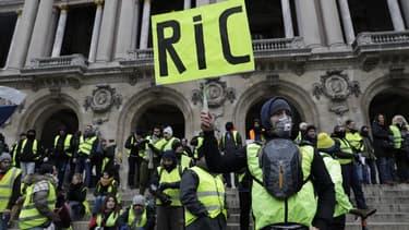 Le RIC, nouvelle revendication des gilets jaunes